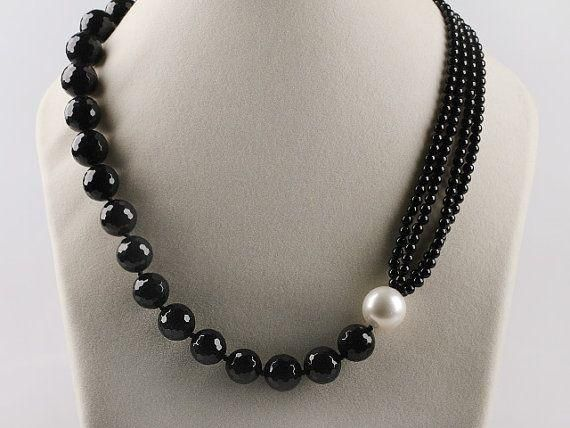Best 25+ Beaded necklaces ideas on Pinterest | Beaded necklace ...