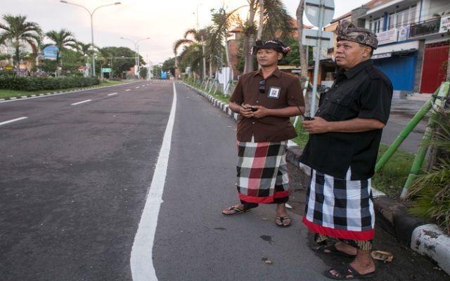 GP Ansor amankan Ngembak Geni Nyepi