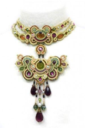 Dori Csengeri necklace