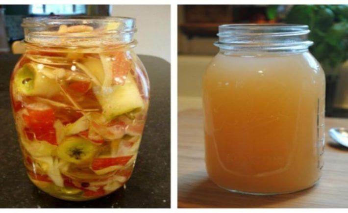 Ako si doma vyrobiť vlastný jablčný ocot v bio kvalite   Báječné Ženy