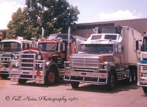 Kenworth W900 and S Line | Flickr - Photo Sharing!