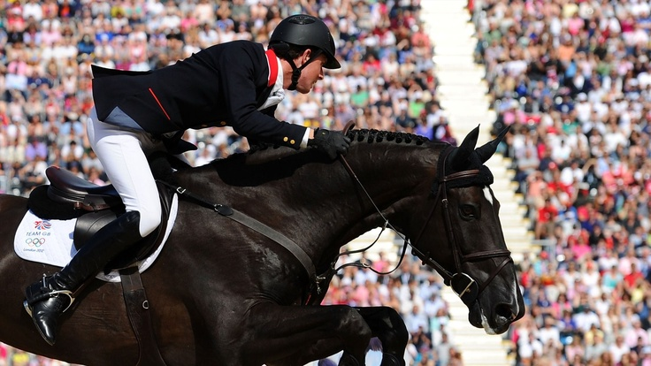 Ben Maher of Great Britain riding Tripple X, Individual Jumping Photos - Olympic Equestrian   London 2012 Olympics