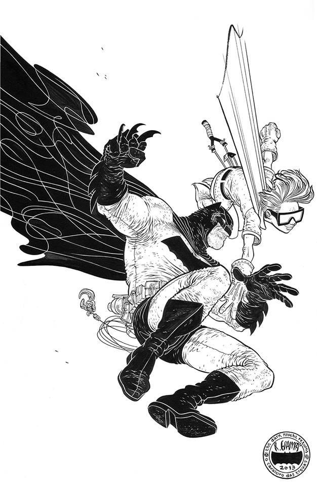 Frank Miller's Dark Knight - Rafael Grampa