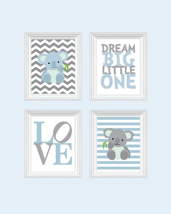 Hey, I found this really awesome Etsy listing at https://www.etsy.com/listing/170203853/koala-nursery-art-baby-boy-nursery-art