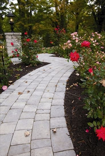 26 Best Paver Entry Images On Pinterest Sidewalks