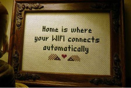 Funniest Memes ? [Home Is Where Your Wifi Connects Automatically....]