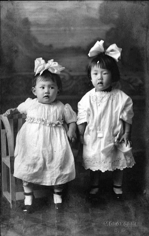 2 young children Dinuba 1919. http://digitallibrary.usc.edu/cdm/ref/collection/p15799coll126/id/16130