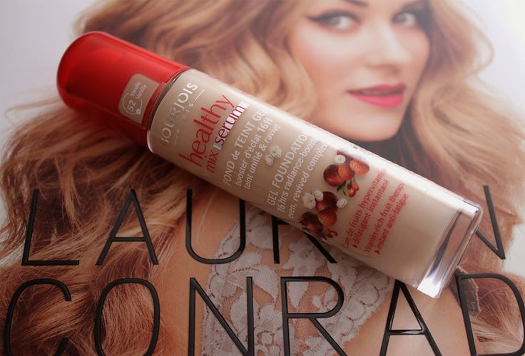 Bourjois Healthy Mix Serum Foundation Review.