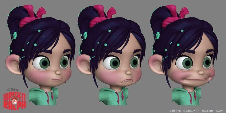 Wreck It Ralph Behind the Scenes