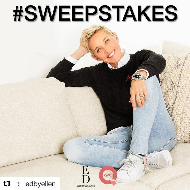 Who wants a handbag? Enter the sweepstakes!  #Repost @edbyellen ・・・ #SWEEPSTAKES Ellen is so excited about her handbag and footwear collection @QVC that she is giving away oneGRAND PRIZE to travel to Hollywood to see The Ellen DeGeneres Show LIVE and a #EDEllenDeGeneres handbag collection for our #EDlovesQVC sweepstakes! PLUS, two additional lucky entrants will have a chance to win 2 fabulous ED Ellen DeGeneres prizes. To enter: 1️⃣Follow @EDbyEllen and @QVC 2️⃣Like @EDbyEllen's…