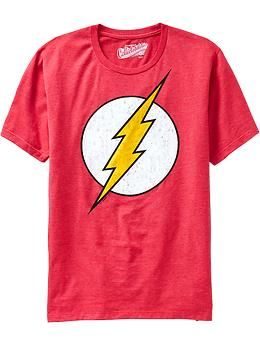 Men's DC Comics™ The Flash Tees | Old Navy