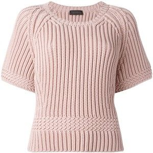 Diesel Black Gold Chunky Knit Sweater