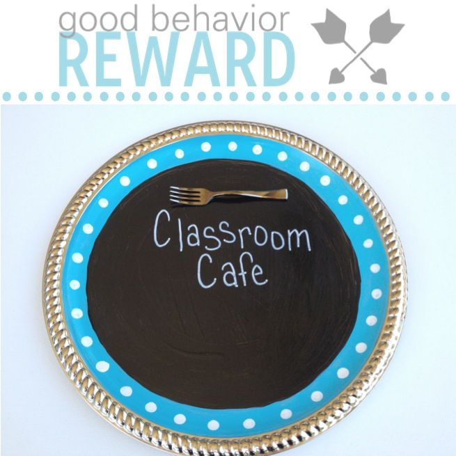 Love this! Students place a magnet with their number on it on the tray to make their reservation for the classroom cafe. They get to make their reservation when they fill in their behavior chart. All kids love to have lunch with the teacher.
