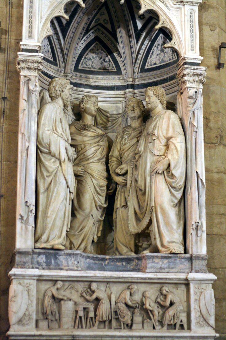Four crowned saints nanni di banco