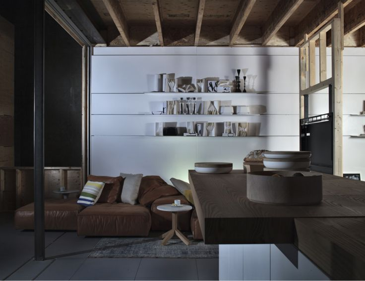 The Homes & Living Laneway Home, built by Alair Homes, for Interior Design Show West. http://idswest.com/laneway/