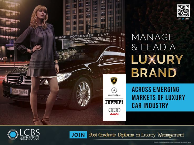 Manage and Lead a luxury brand across emerging market of Luxury Car industry. Join Post Graduate Diploma in Luxury Management.Visit: http://lcbs.edu.in/post-graduate-diploma-in-luxury-management-india-lcbs-ium-pgdlm-lcbs-ium/ #LuxuryEducation #LuxuryBrandManagement #Education ‪#BSchool #Diploma #College #University #PostGraduate #Luxury