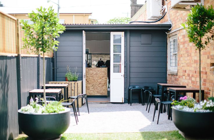 We love a café that impresses with its simplicity. New Farm café, The Gettin' Place is a new Brisbane café getting it right.