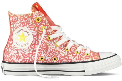 7. Chuck Taylor Premium Wool Sequin - 7 Cool Converse Sneakers ... → Shoes