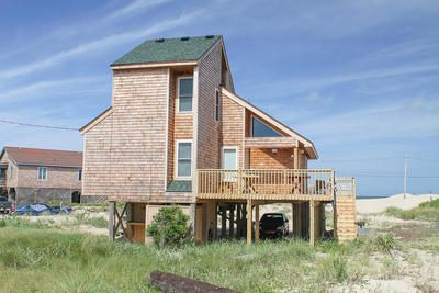 62 best obx images on pinterest for Hatteras cabins rentals