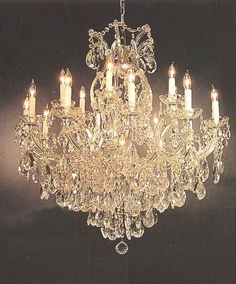 A83 1 2151015 Maria Theresa Chandelier Chandeliers Crystal Lighting Wedding Inspiration