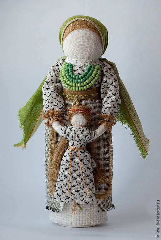 leading doll Traditional Russian Folk Cloth Doll