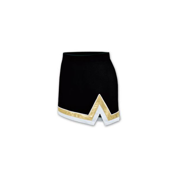 Double Knit Metallic Cheer Uniforms and Warm-Ups by Chassé... ❤ liked on Polyvore