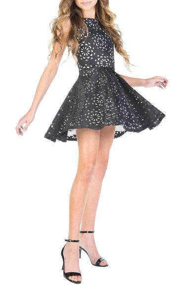 Miss behave Alexis dress