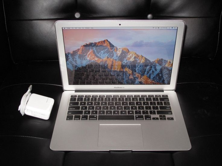 2014 Apple MacBook Air â 13â Laptop â 256GB â 1.4GHz â 4GB RAM â A1466 MD761LL/B