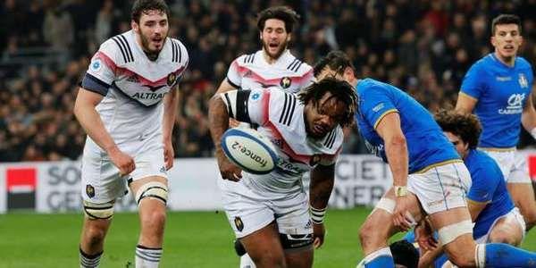 """France-Angleterre : suivez le Tournoi des 6 nations de rugby en direct - Le Monde samedi 10 mars 2018 à 17:08   Qui a dit :  Je suis gros mais je vais faire face à encore plus gros !  Dans ce que la presse britannique surnomme """"le choc des titans"""" le très costaud centre anglais Ben Te'o (109 kg sur la balance) s'attend à souffrir face au """"Toulon Tank"""" français - http://ift.tt/2GcXilu - \""""lemonde a la une\"""" ifttt le monde.fr - actualités  - March 10 2018 at 06:26AM"""