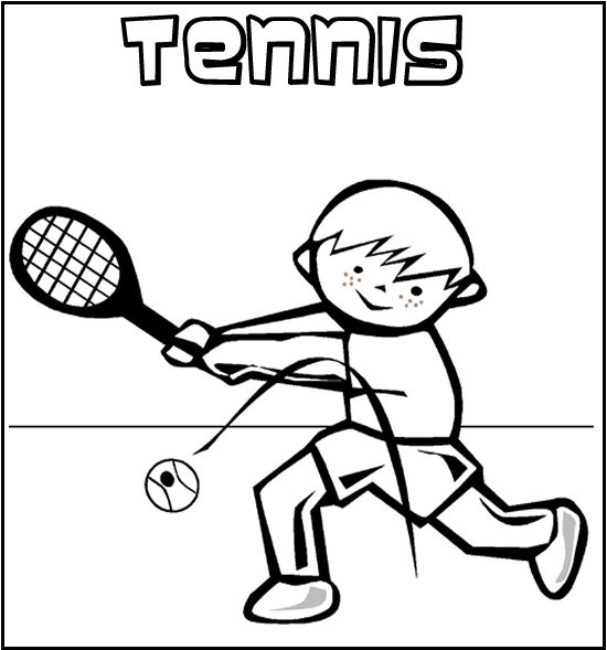 summer olympic sports coloring pages - photo#13
