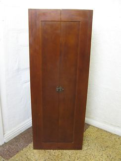 $90 Vintage TIMBER DRAWERS Secret Storage Cupboard 33x21x89cm Text 0411691171 or email info@bitspencer.com