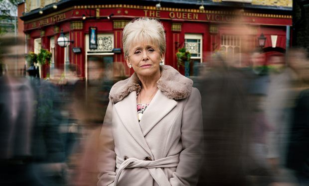 A night of BBC specials planned for Peggy Mitchell's EastEnders exit