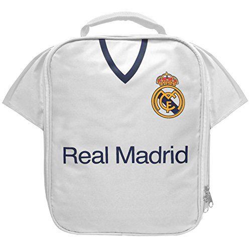 Real mardid aislado bolsa para el almuerzo Real Madrid F.C…