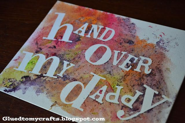 Glued to my Crafts: Kid Approved - Welcome Home Sign {Deployment Craft}
