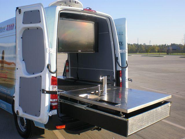 Sprinter Van Conversion Build Camping Ideas Pinterest