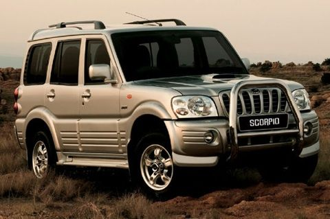 Pictures of this years brand new SUVS | 2011 Mahindra Scorpio – Photos, Specifications, Reviews, Price ...