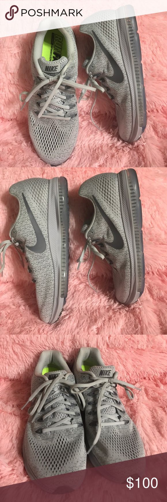 Women's Air Zoom All Out Running Shoe NIKE Like new Just The sole is a little dirty because they were display shoes at the store Nike Shoes Athletic Shoes