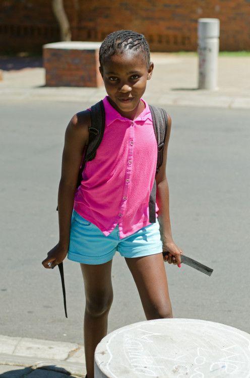 local girl, Soweto