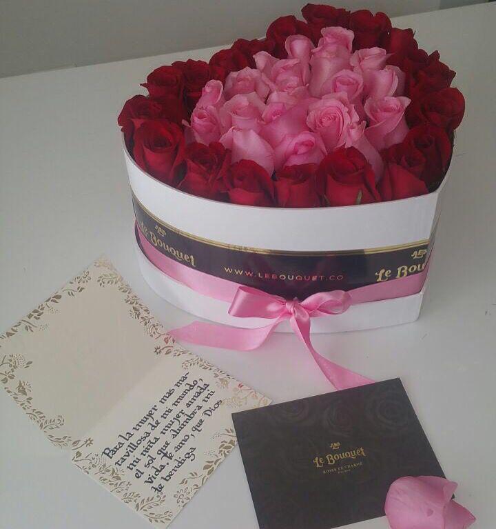 Le Bouquet • Roses de charme