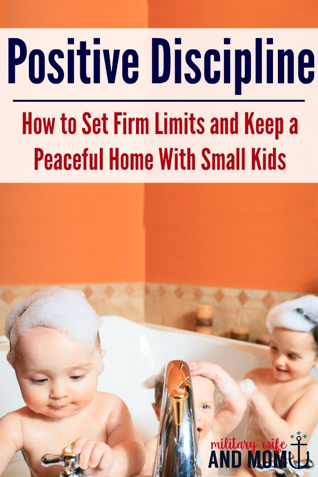 After reading this post, you'll know how to set firm boundaries and still keep a peaceful home using these science-backed positive toddler discipline tips. via @lauren9098