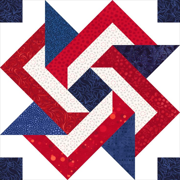 4644 best Star quilts images on Pinterest | Star quilts, Quilt ... : free patriotic quilt patterns - Adamdwight.com