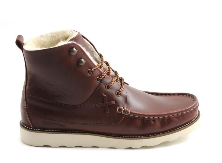 Pointer Calum Burgundy / Off White #shoesPointer Calum, Calum Burgundy
