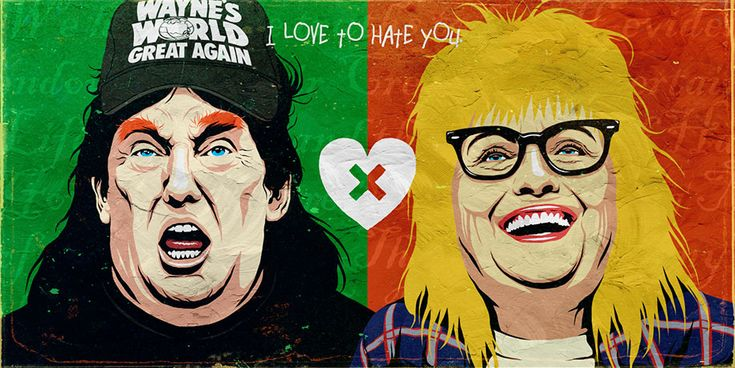 billy butcher trump clinton pop characters 3