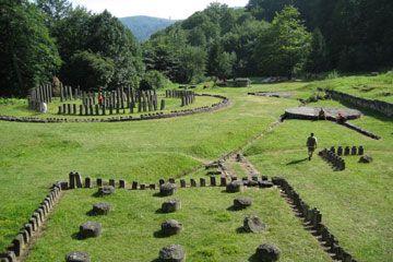 Ancient Dacian Fortresses in Romania