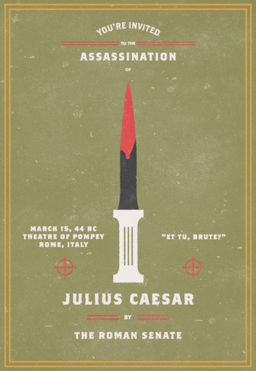 Julius Caesar by Shakespeare? (10 points!)?