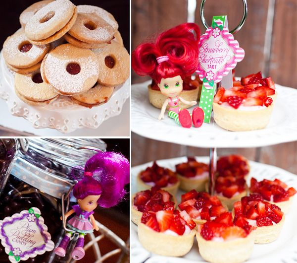 """Berry Bake Shop"" Birthday Party, Amazae Special Events www.amazaespecialevents.com"