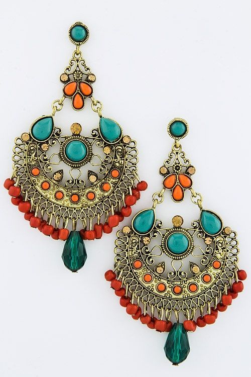 395 best Bling-earrings images on Pinterest | Jewelry, Earrings ...