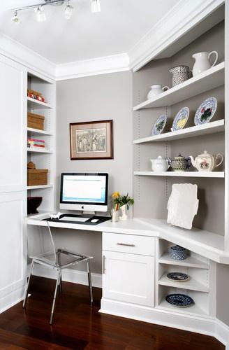 Small condo interior design pictures remodel decor and for Small office interior design inspiration