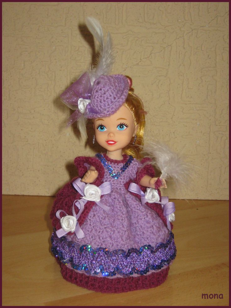doll 26 - model of the Baroque period
