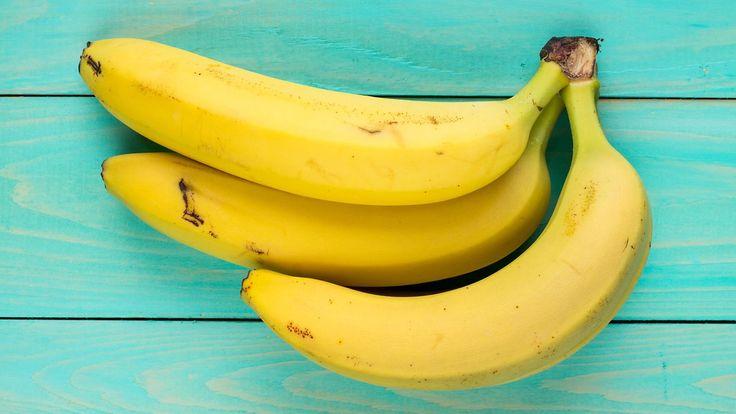Banaanit ovat todellisia vitamiinipommeja. Copyright: Shutterstock. Kuva: graja.
